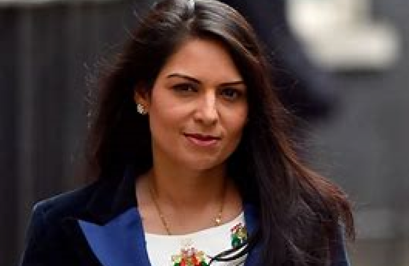 Rt Hon Priti Patel MP