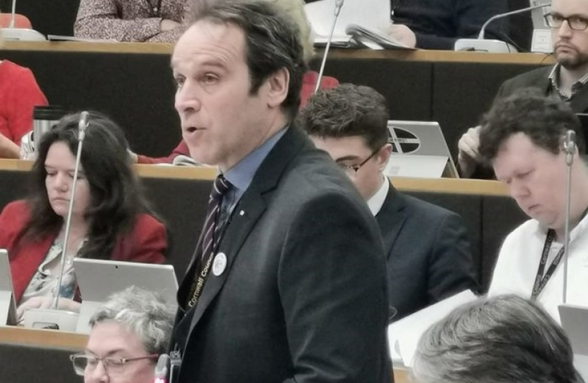 Cllr Olly Monk